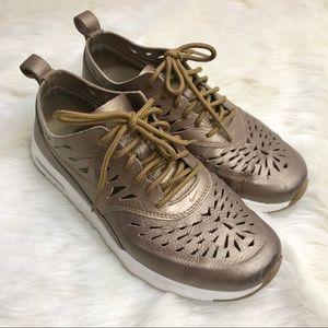 Nike Air Max Thea Joli Metallic Gold Sneakers